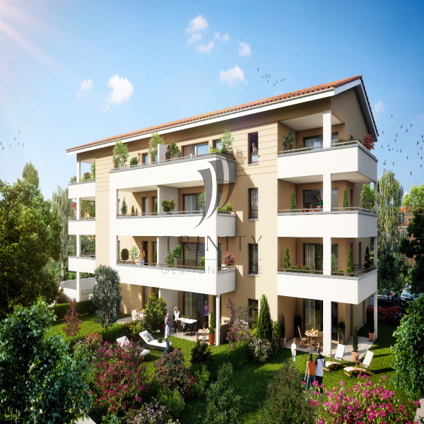 Programme neuf Appartement Pizancon 26300